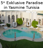 La Perla 5* Exclusive Paradise in Yasmine Tunisia